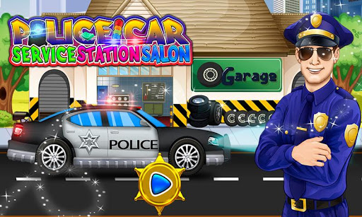 Police Multi Car Wash: Design Truck Repair Game 1.0 4