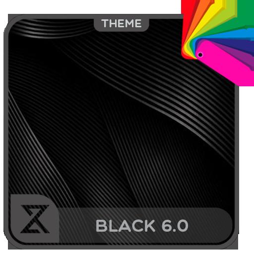 Black 6.0 ( Xperia Theme )