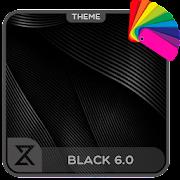 App Black 6.0 ( Xperia Theme ) APK for Windows Phone