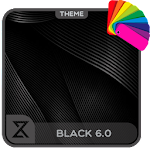 Black 6.0 ( Xperia Theme ) Icon