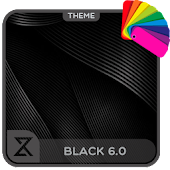 Black 6.0( for Xperia Theme)