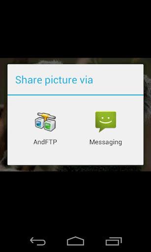 AndFTP screenshot 7