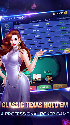 POP Poker—Texas holdem game online screenshot 2