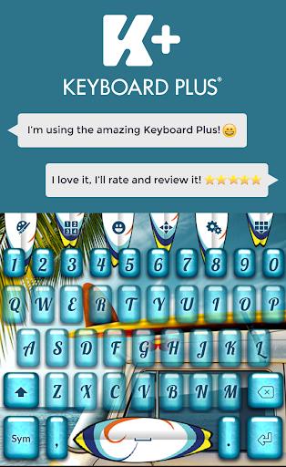 Keyboard Plus Summer