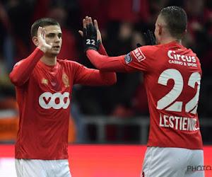 Le Standard se relance tranquillement face à Lokeren