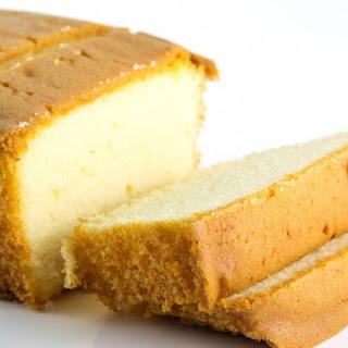 Gingerale Pound Cake