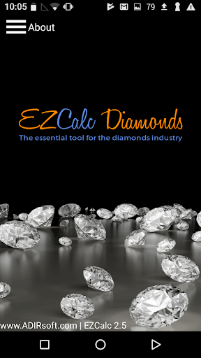 EZcalc Diamonds screenshot 6