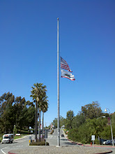 Photo: Bombs in Boston, fertilizer factory explosion in Texas, flags at half-mast on the Saddleback campus.