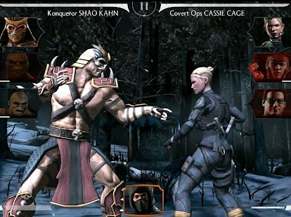 MORTAL KOMBAT X Capture d'écran