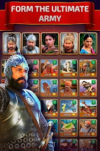 Baahubali: The Game (Official) Mod Apk Download For Android and Iphone 4