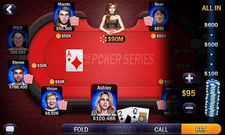 Texas Holdem - Poker Series 1.0.4 screenshot 8760