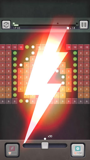 Bricks Breaker Mission 1.0.52 screenshots 5