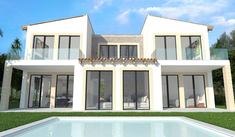 Maison avec piscine et terrasse Colònia de Sant Pere