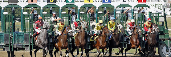 Horse Racing Take Off