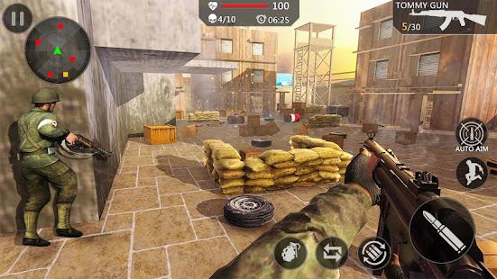 Gun Strike Ops: WW2 - World War II fps shooter Mod
