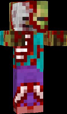 based on zombie pigman