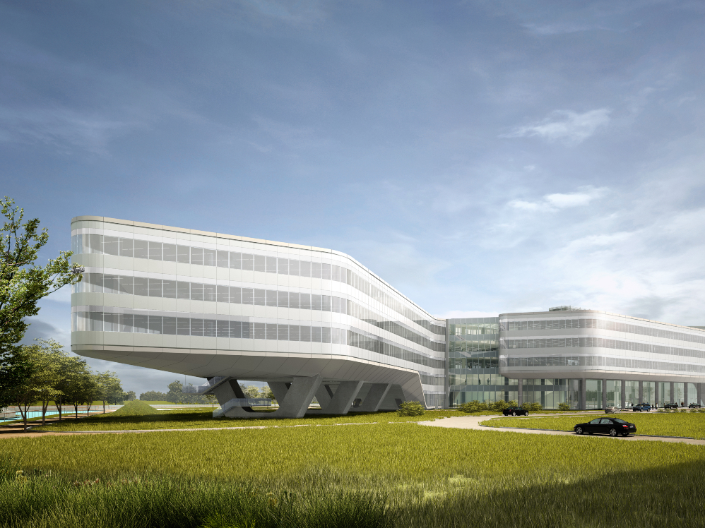 Johnson Controls HQ - Energy Efficiency