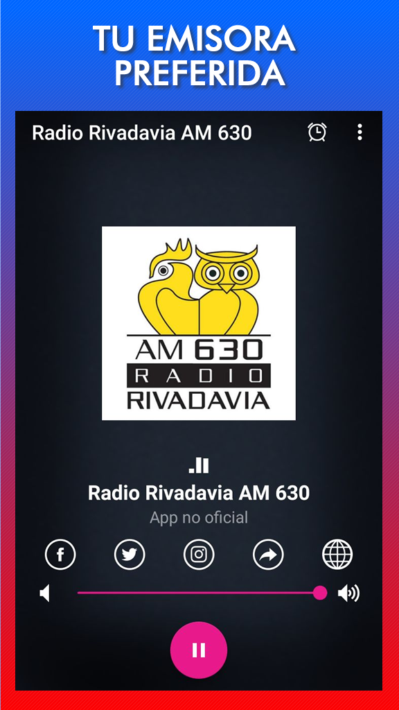Radio Rivadavia Am 630 0 2 Apk Download Com Greatsappsgames Radiorivadaviaam630 Apk Free