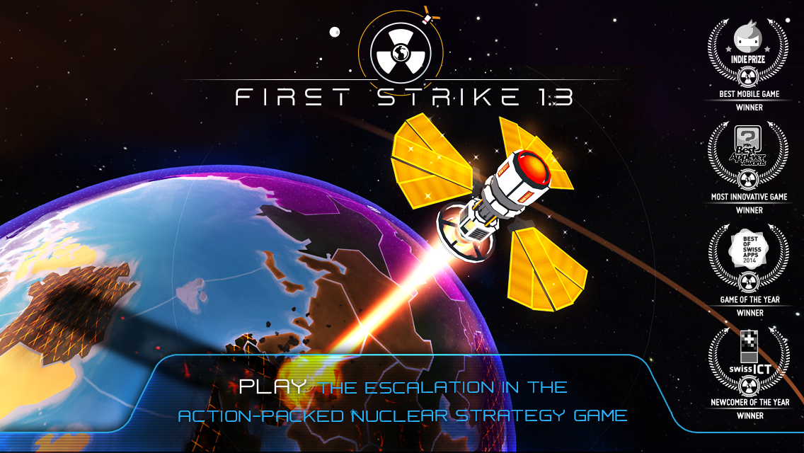 First Strike 1.3- screenshot