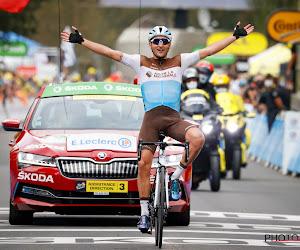 """Peters bevestigt eerdere ritwinst in grote ronde door maat te nemen van renner als Zakarin: """"Het is echt zot"""""""