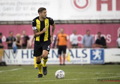 Frédéric Frans blikt terug op periode van Maged Samy bij Lierse SK