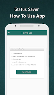 Status Downloader for Whatsapp App Download For Android and iPhone 8