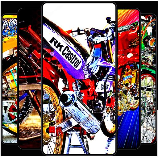 78+ Gambar Motor Drag Untuk Wallpaper Terlihat Keren