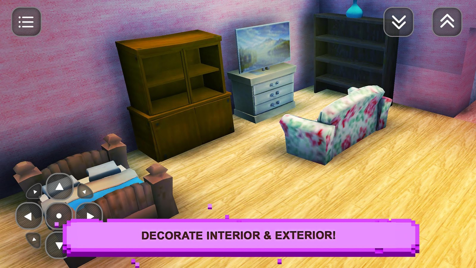 sim girls craft home design android apps on google play