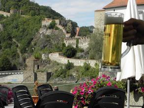 Photo: Bier und Schloss, Passau