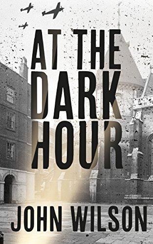 At The Dark Hour by [Wilson, John]