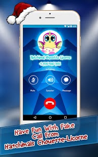 Call From - Egg Hatchimal Cute Chouette Licorn ? - náhled