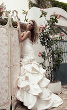 Photo: SEE the video: http://youtu.be/mz0KQoSA4EI  What do you think of this wedding gown?