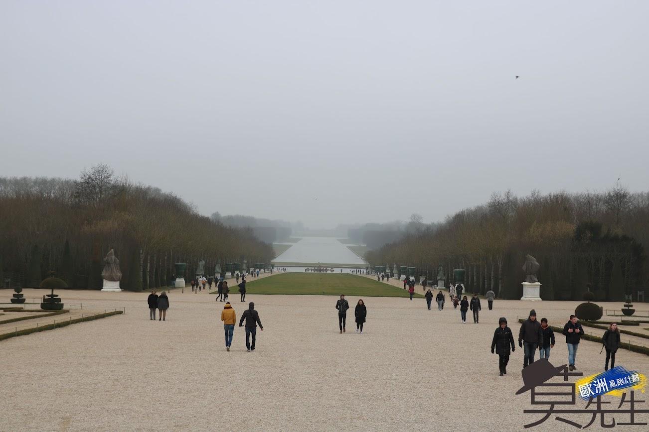 巴黎散步路線 | 凡爾賽宮、道地油封鴨