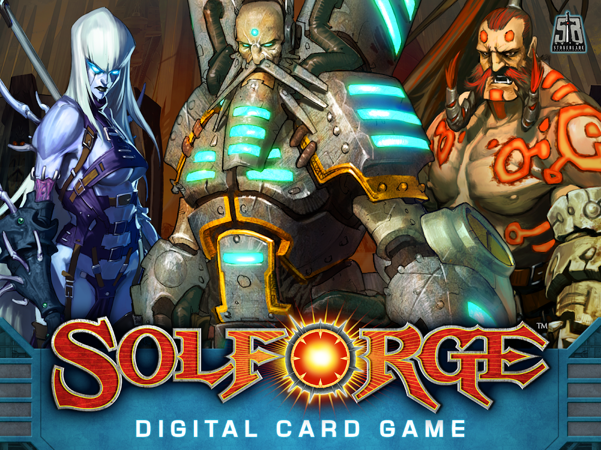 SolForge- screenshot