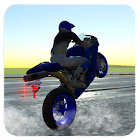 Furious Motorcycle Driver 3D icon