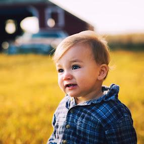 Kid Farmer by Jeffrey Zoss - Babies & Children Toddlers
