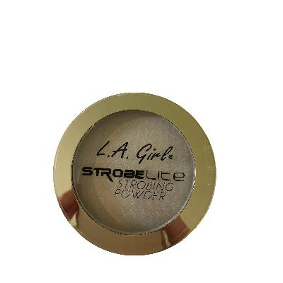 Polvo La Girl Strobe Lite Iluminador 110
