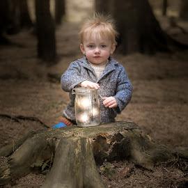 fairy forest by Nicola Morrison - Uncategorized All Uncategorized ( toddlers, fantasy, children, portrait, fairies )