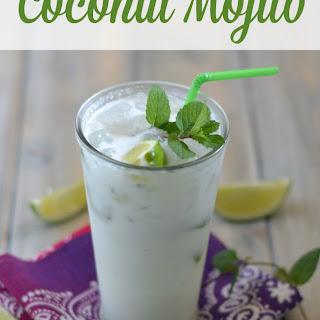 Coconut Mojito.