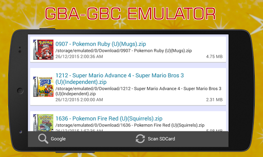 VinaBoy Advance - GBA Emulator 53 DreamHackers 5