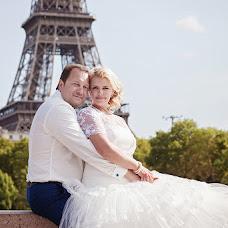 Wedding photographer Irina Beloglazova (ParisPhoto). Photo of 22.10.2015