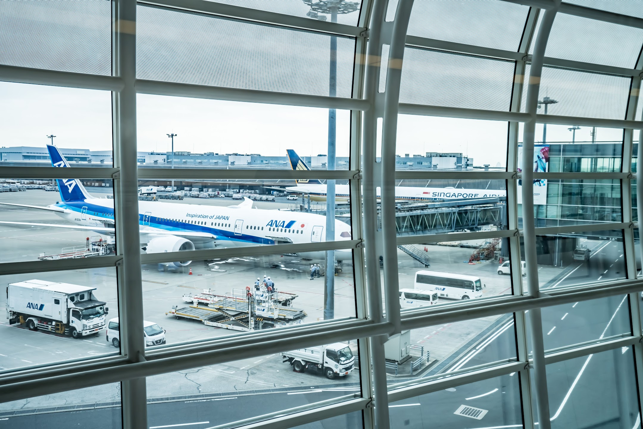 Haneda Airport International Passenger Terminal3