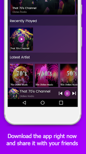 50 60 And 70 Oldies Radio Free: 50 60 70 Music App Report on