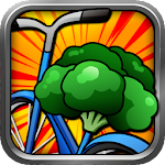 Broccoli Bike Icon