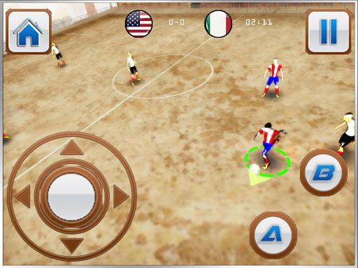 Soccer Village Stars: Street Football Legends 1.1 screenshots 2