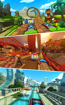 Sonic Erők: Speed ​​Battle APK screenshot thumbnail 11