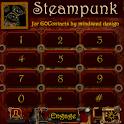 Steampunk GO ContactsEx Theme icon
