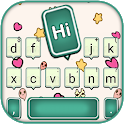 Doodle Chat Keyboard Theme icon