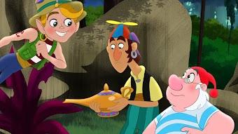 Hook The Genie! / A Royal Misunderstanding
