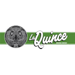 Logo for La Quince Brewery